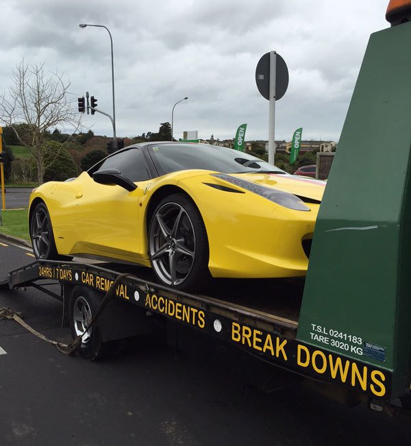 Car Towing Hobart